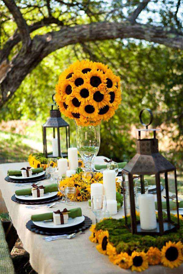 Summer Centerpiece Ideas : Lovely summer wedding centerpiece ideas will amaze your