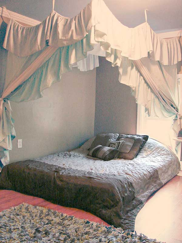 Diy Bed Canopy Woohome 20