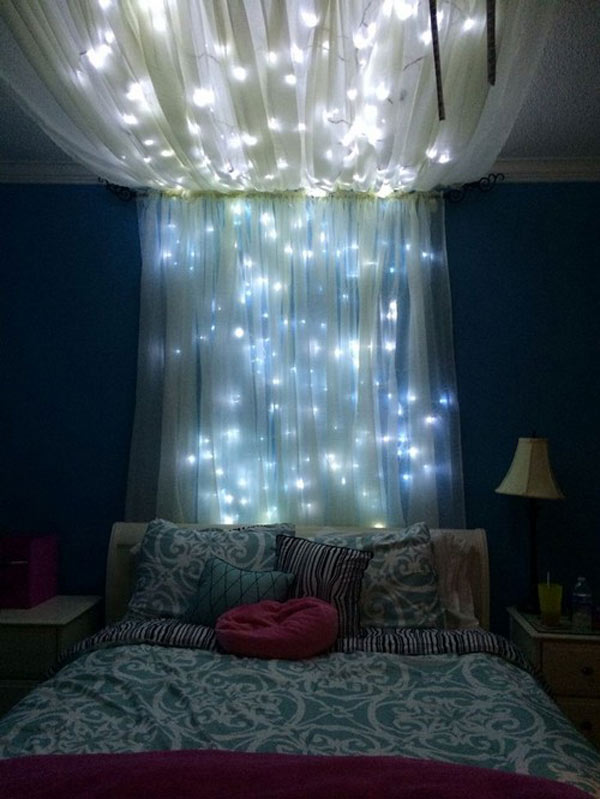 20 Magical DIY Bed Canopy Ideas Will Make You Sleep ... on Cheap:l2Opoiauzas= Bedroom Ideas  id=57333