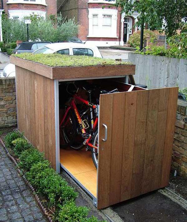 Diy Outdoor Storage Ideas Woohome 14