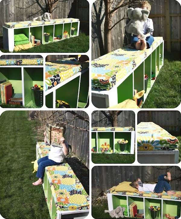 Diy Outdoor Storage Ideas Woohome 24