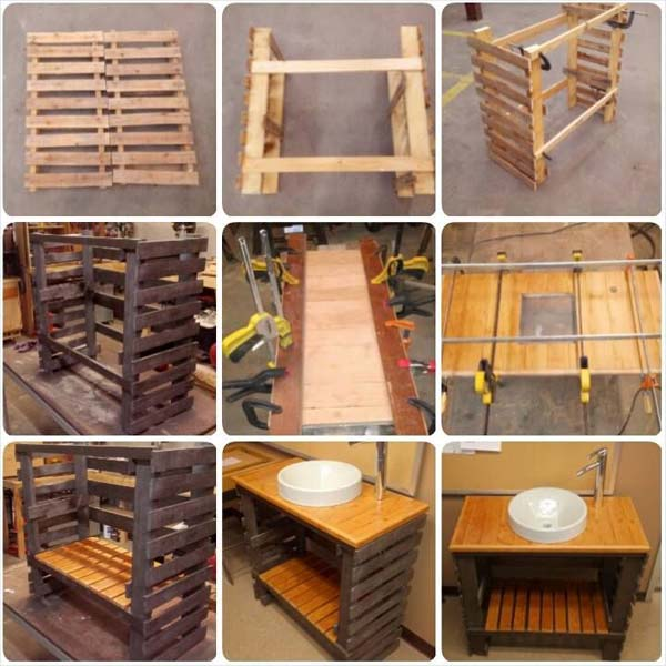Pallet Storage Ideas Woohome 4