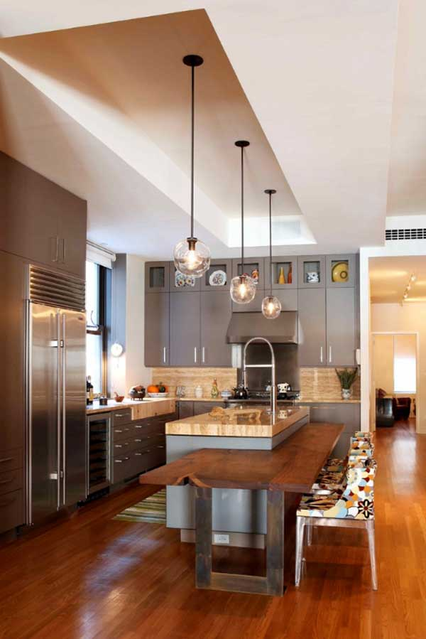19 must see practical kitchen island designs with seating for See kitchen designs