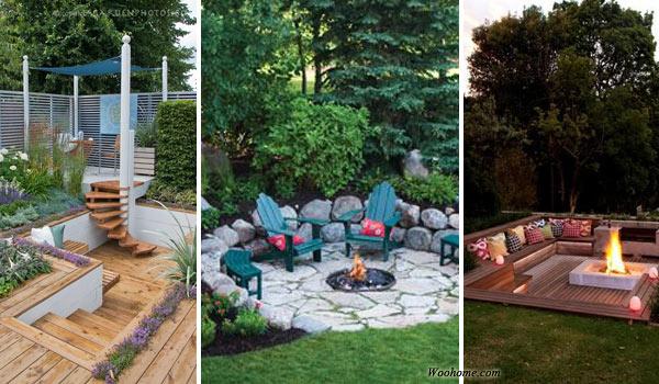 23 Impressive Sunken Design Ideas For Your Garden And Yard Amazing Diy Interior Home Design