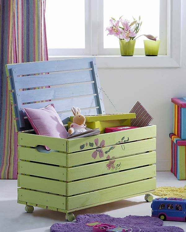 Pallet For Kids Woohome 22