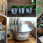 Smart Ways To Reuse and Repurpose Galvanized Tub & Buckets