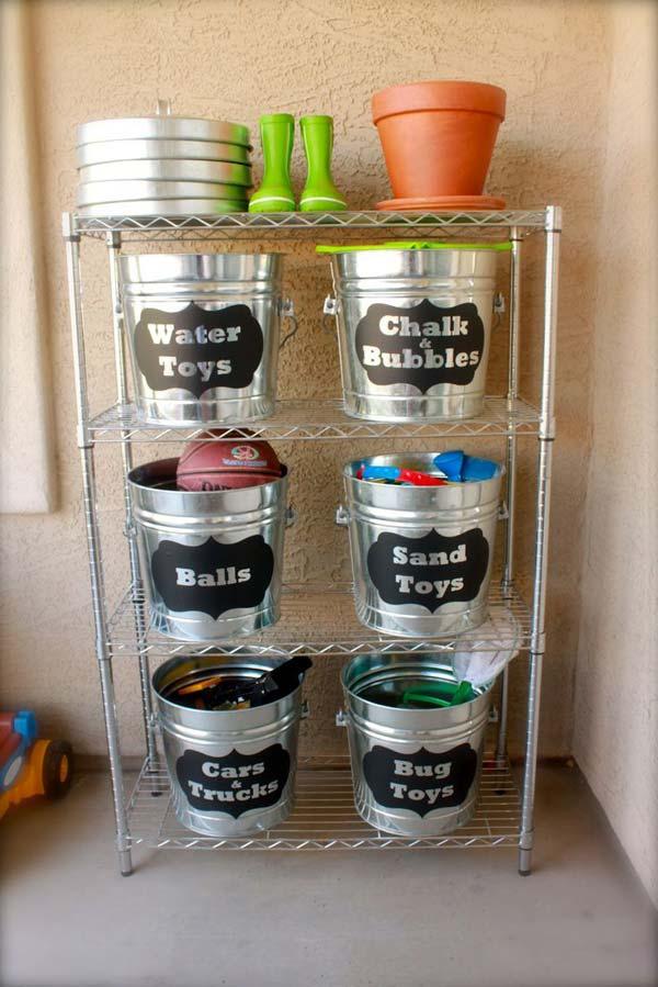 Galvanized-Tub-Buckets-WooHome-17