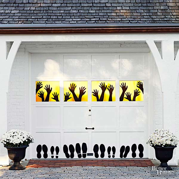 42 Last-Minute Cheap DIY Halloween Decorations You Can Easily Make ...