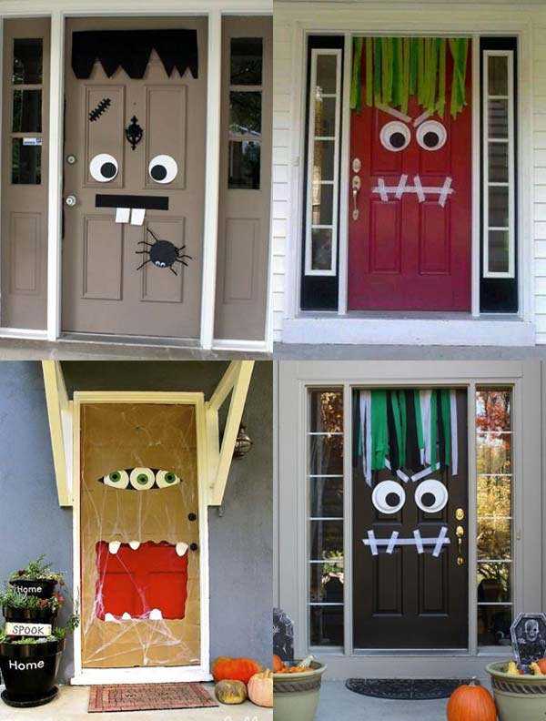 42 Last-Minute Cheap DIY Halloween Decorations You Can ...