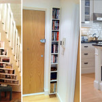 Anywhere In The Home You Can Put a Bookshelf