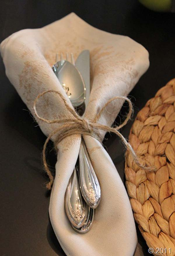 Top 20 Lovely Diy Napkin Ring Ideas For Thanksgiving Table Amazing