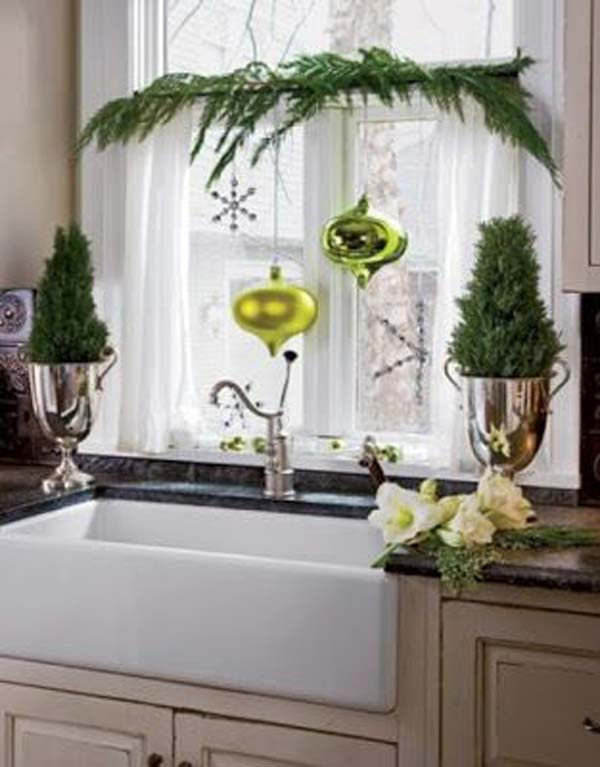 Top 30 Most Fascinating Christmas Windows Decorating Ideas - Amazing Holiday Decorating Ideas For Kitchen Window on country decorating with old windows, decorating ideas for living room, decorating ideas for bedrooms, decorating ideas for fireplaces, decorating above kitchen window ideas, decorating ideas for dining room, decorating ideas for doors, decorating ideas for vaulted ceilings, decorating ideas for mirrors, decorating ideas for decks, decorating ideas for floors,