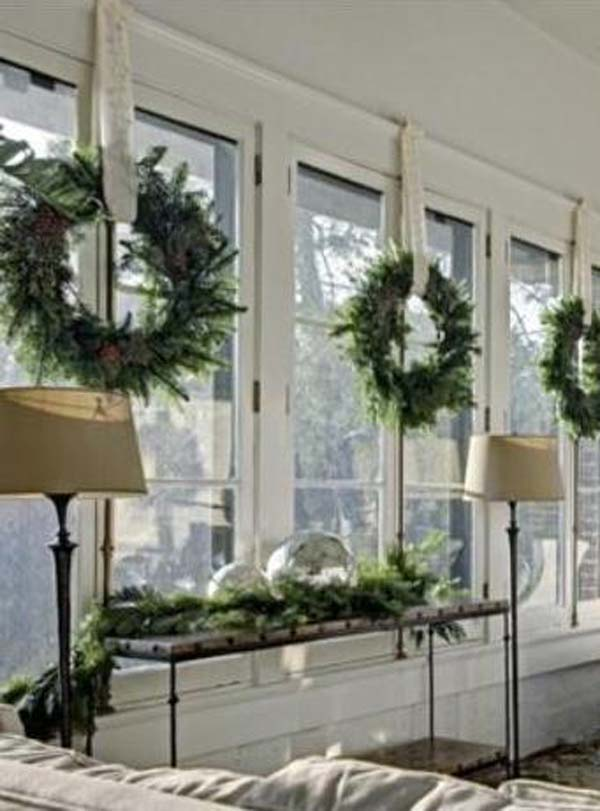 Christmas Window Decoration 22