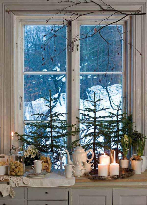 Christmas Window Decoration 24