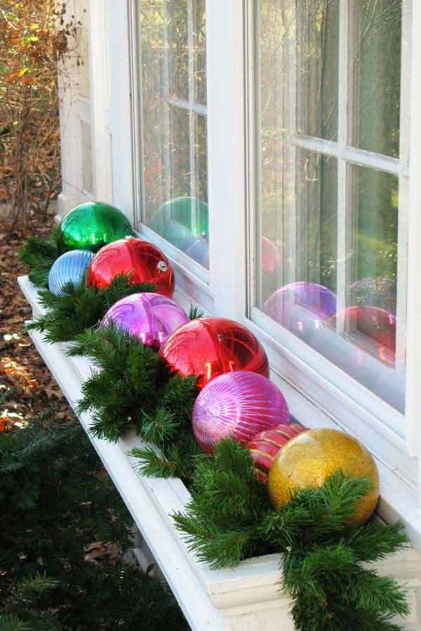 Window Decor Ideas top 30 most fascinating christmas windows decorating ideas