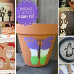 28 Most Fun Hand and Footprint Art Ideas for Home Decor