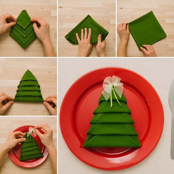 07-Christmas-Tree-Folded-Napkin