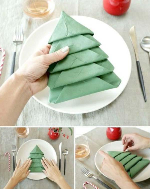 13-Tree-Napkin-Fold