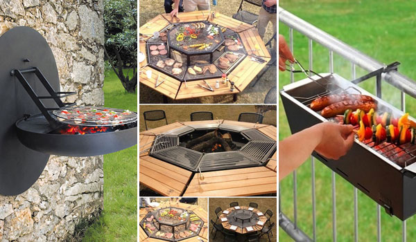 Most Amazing Grills You Should Have at The BBQ Time