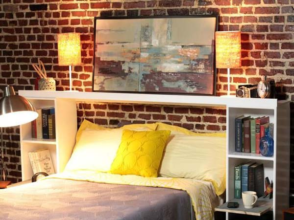 17 Headboard Storage Ideas for Your Bedroom - Amazing DIY ...