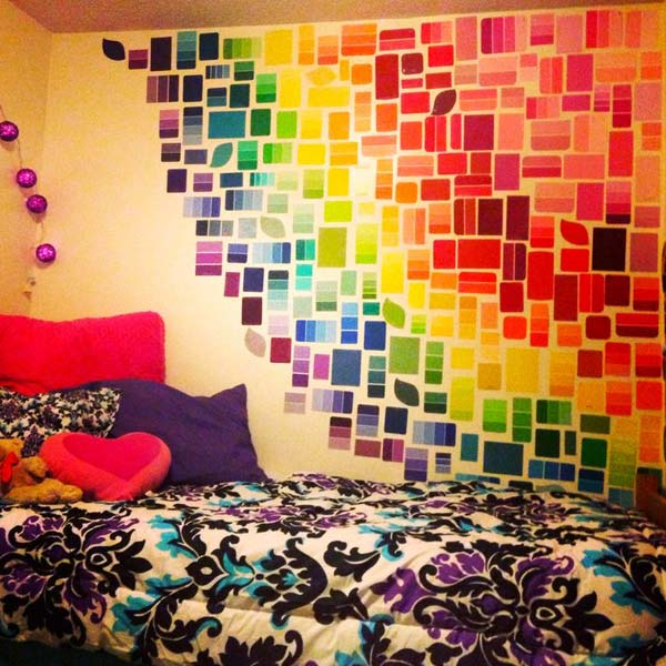 Rainbow Color Home Decor 14