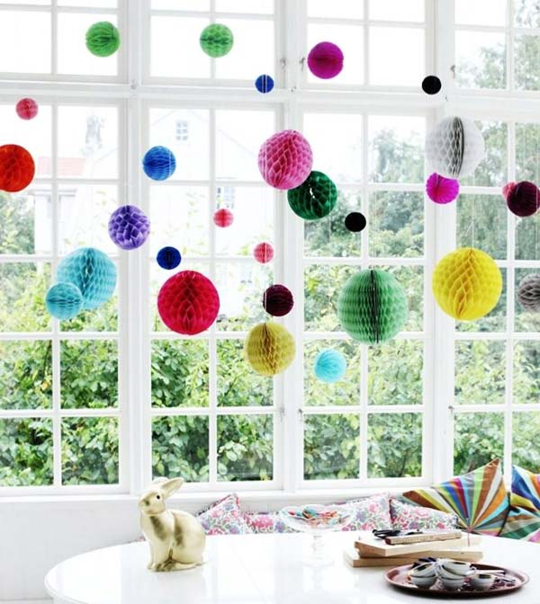 Rainbow Color Home Decor 21