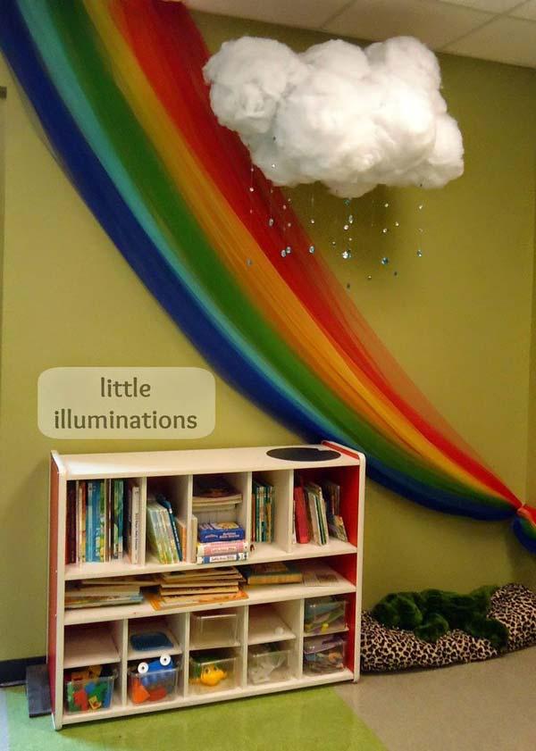 Rainbow Color Home Decor 7