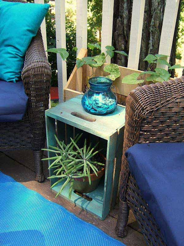 26 tiny furniture ideas for your small balcony amazing for Decorate your balcony