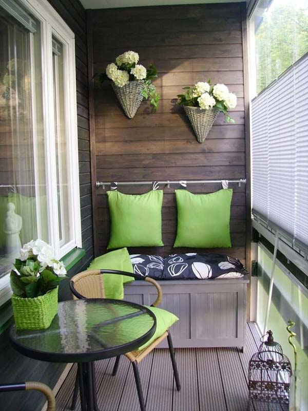 narrow balcony furniture. tinybalconyfurniture14