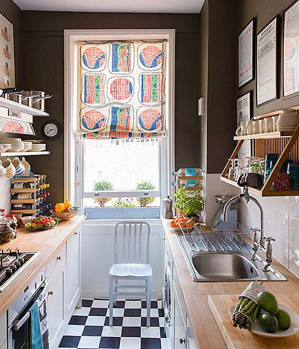 U Shaped Kitchens Ideas To Inspire You: 19 Practical U-Shaped Kitchen Designs For Small Spaces