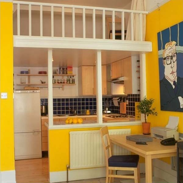 Small Kitchen Decorating Ideas: 19 Practical U-Shaped Kitchen Designs For Small Spaces