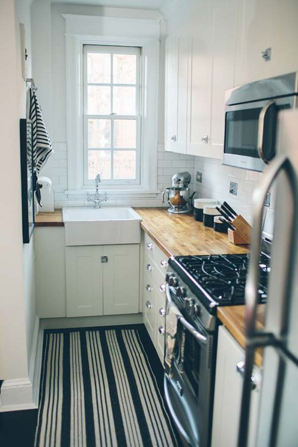 U Shaped Kitchen 8