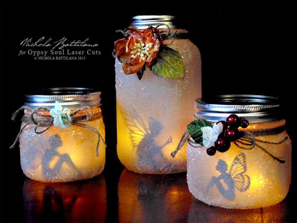 Diy Mason Jar Fairy Lights Tutorial
