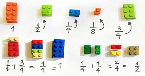 Teach Basic Math Concepts Using LEGO Toys As Simple As a Game