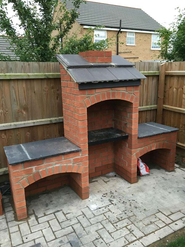 Cool DIY Backyard Brick Barbecue Ideas Amazing DIY Interior amp Home Design