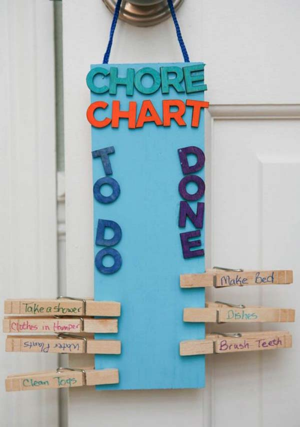 chore-chart-diy-for-kid-4-2