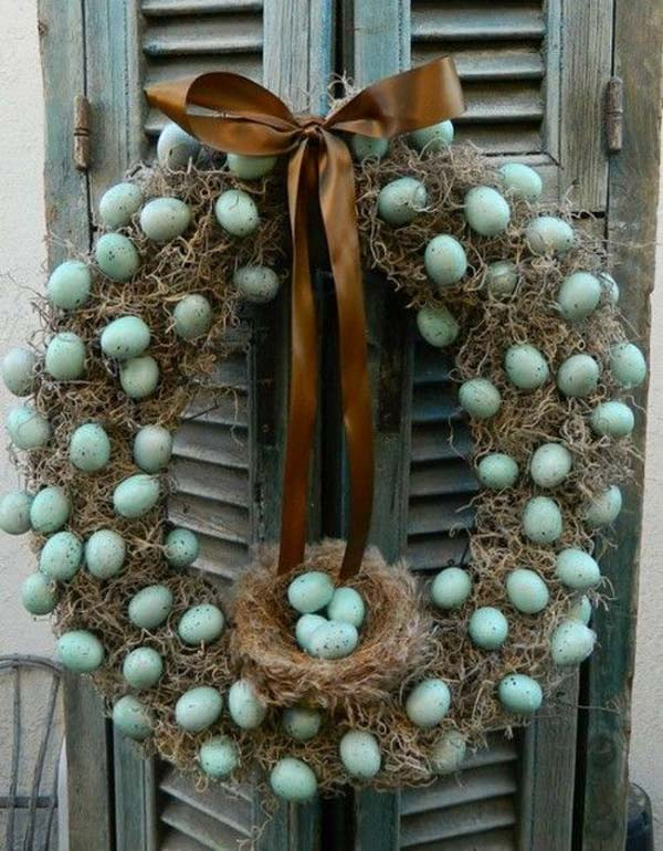 29 cool diy outdoor easter decorating ideas amazing diy interior easter outdoor decor ideas 15 solutioingenieria Gallery