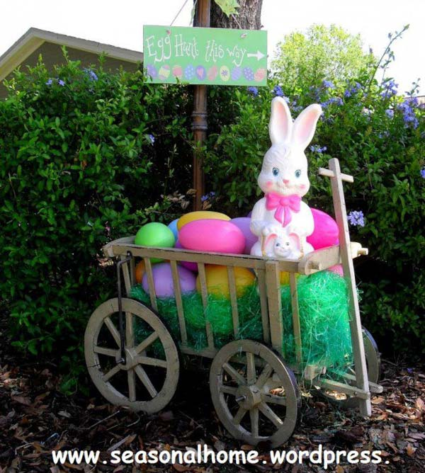Exceptional Easter Outdoor Decor Ideas 20