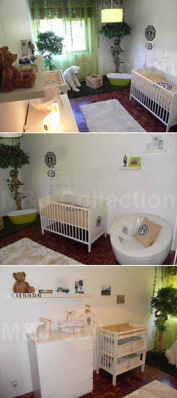 Babies Nursery Decorating Ideas Decorating-ideas-for-Nursery-11