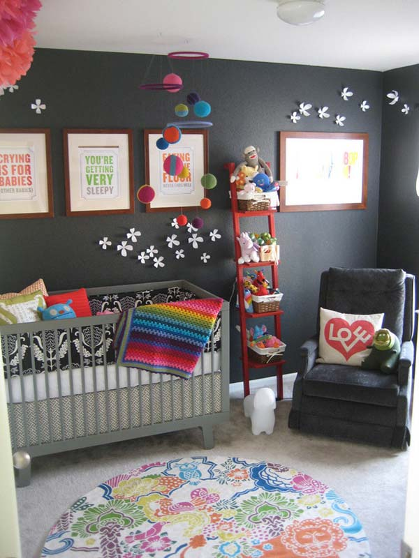 Decorating Ideas For Nursery 14
