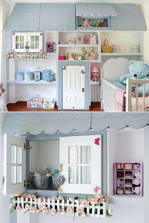 Decorating Ideas For Nursery 4