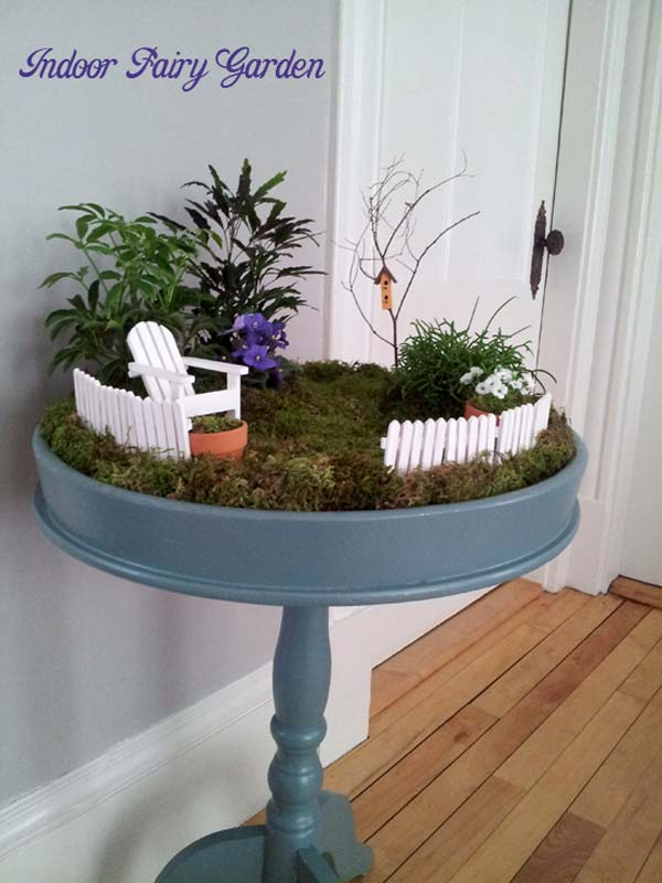 Top 24 Awesome Ideas To Display Your Indoor Mini Garden Amazing Diy Interior Amp Home Design