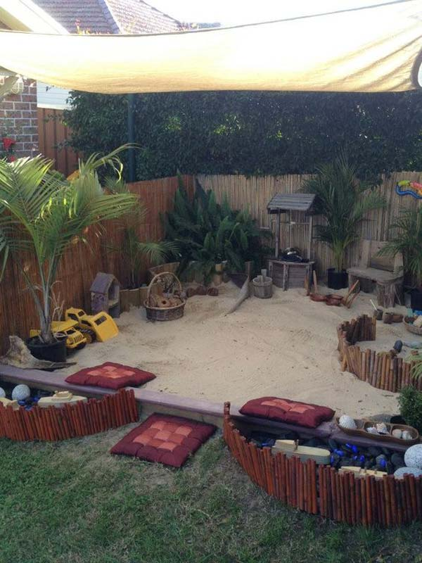 Turn The Backyard Into Fun and Cool Play Space for Kids ...