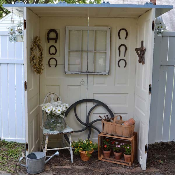 19-Old-doors-displayed-outside-woohome-2
