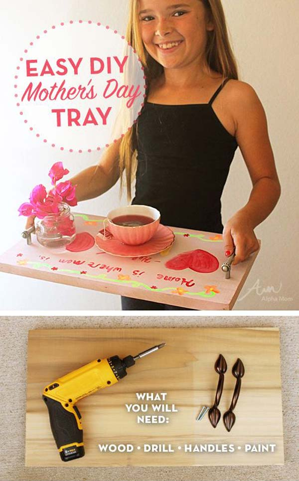 Diy Mother Day Woohome 1