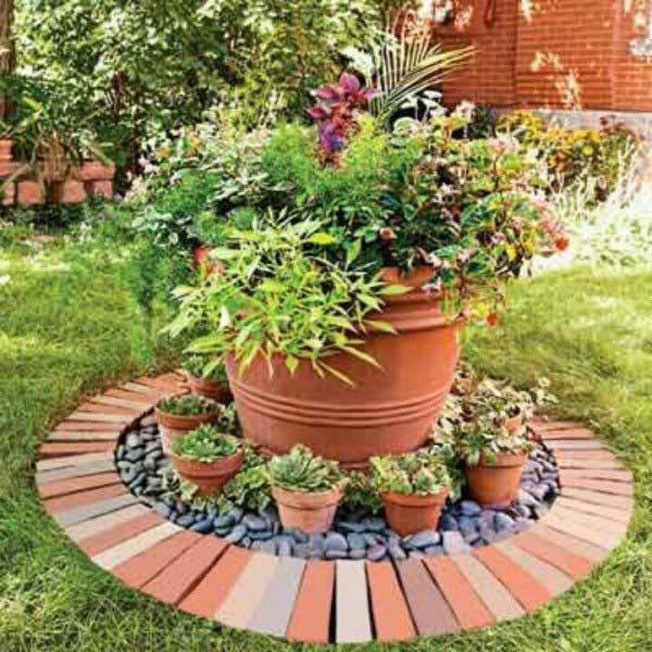Designing A Garden garden design with school garden wizard create the garden designing the garden with landscaping Garden Backyard Brick Projects 11 2