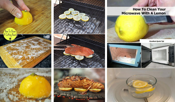 Truly Cool Lemon Hacks Are Worth Giving a Try