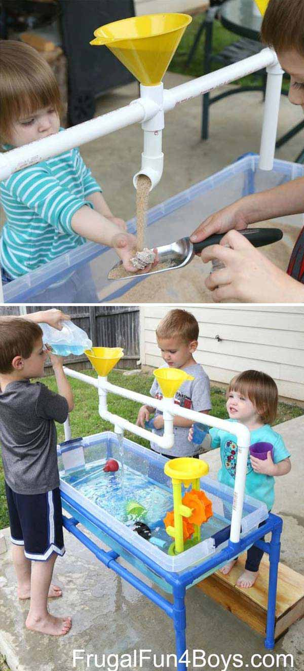 20 easy pvc pipe projects for kids summer fun amazing