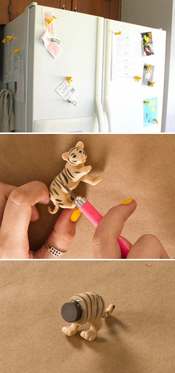4-Jazz-up-your-fridge-with-animals-magnets-woohome