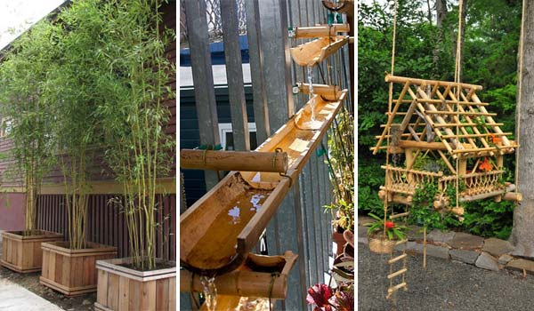 Top 21 Easy and Attractive DIY Projects Using Bamboo ...